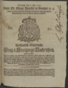Wochentlich-Stettinische Frag- und Anzeigungs-Nachrichten. 1745 No. 50