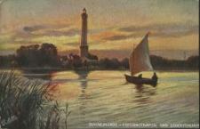 Swinemünde, Osternothafen und Leuchtturm