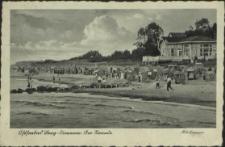 Ostseebad Berg-Dievenov, Am Strande