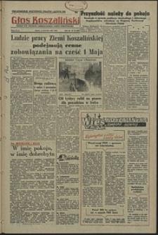 Głos Koszaliński. 1954, kwiecień, nr 84