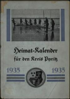 Heimat = Kalender für den Kreis Pyritz.1935