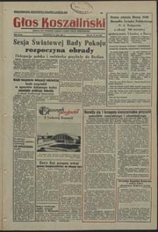 Głos Koszaliński. 1954, maj, nr 121