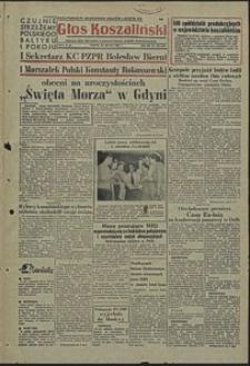 Głos Koszaliński. 1954, czerwiec, nr 152