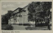 Ostseebad Dievenow, Solbad-Kinderheim