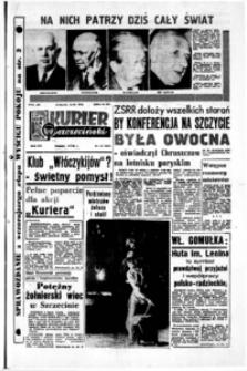 Kurier Szczeciński. R.16, 1960 nr 113 wyd. AB