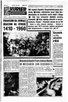 Kurier Szczeciński. R.16, 1960 nr 166 wyd. AB