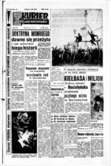 Kurier Szczeciński. R.16, 1960 nr 167 wyd. AB