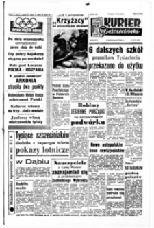 Kurier Szczeciński. R.16, 1960 nr 203 wyd. AB