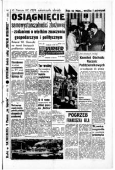 Kurier Szczeciński. R.16, 1960 nr 218 wyd. AB