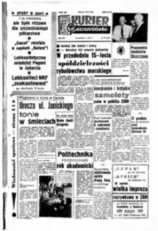Kurier Szczeciński. R.16, 1960 nr 233 wyd. AB
