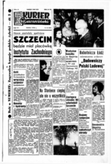 Kurier Szczeciński. R.16, 1960 nr 244