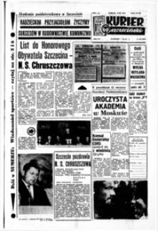 Kurier Szczeciński. R.16, 1960 nr 263 wyd. AB