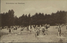 Strandleben am Madüsee