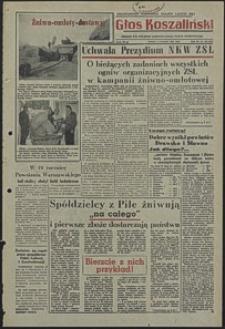 Głos Koszaliński. 1954, sierpień, nr 182