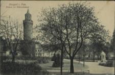 Stargard in Pommern, Eisturm mit Blücherdenkmal