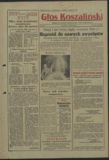 Głos Koszaliński. 1954, wrzesień, nr 208