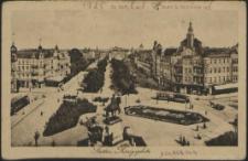 Stettin, Königsplatz