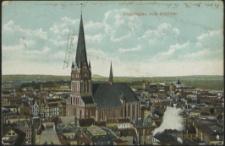 Panorama von Stettin