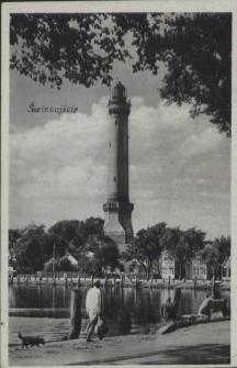 [Ostseebad Osternothafen - Swinemünde, Leuchtturm]