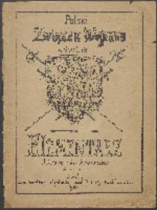 Elementarz ułożony przez Ign. Nowakowskiego