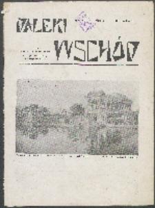 Daleki Wschód. 1934 nr 8