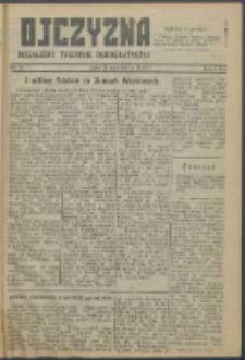 Ojczyzna : niezależny tygodnik demokratyczny. 1946 nr 20