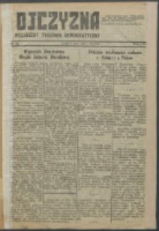 Ojczyzna : niezależny tygodnik demokratyczny. 1946 nr 24
