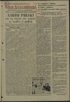 Głos Koszaliński. 1954, listopad, nr 277