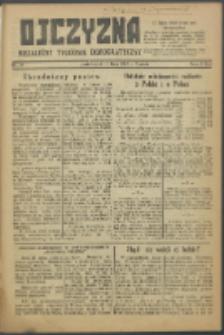 Ojczyzna : niezależny tygodnik demokratyczny. 1946 nr 25
