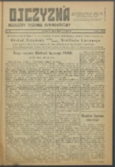 Ojczyzna : niezależny tygodnik demokratyczny. 1946 nr 26