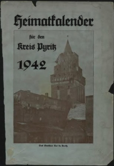 Heimat = Kalender für den Kreis Pyritz. 1942