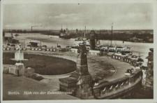 Stettin, Blick von der Hakenterrasse