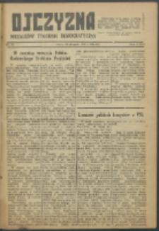Ojczyzna : niezależny tygodnik demokratyczny. 1946 nr 29
