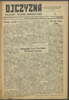 Ojczyzna : niezależny tygodnik demokratyczny. 1946 nr 31