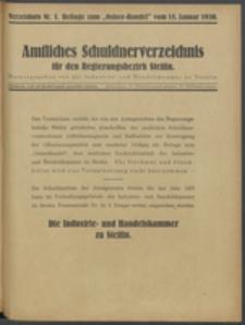 Ostsee-Handel : Wirtschaftszeitschrift für der Wirtschaftsgebiet des Gaues Pommern und der Ostsee und Südostländer. Verzeichnis Nr. 1-25