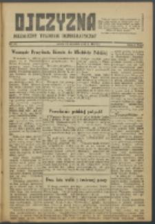 Ojczyzna : niezależny tygodnik demokratyczny. 1946 nr 34
