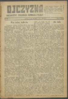 Ojczyzna : niezależny tygodnik demokratyczny. 1946 nr 38