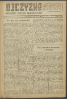 Ojczyzna : niezależny tygodnik demokratyczny. 1946 nr 45