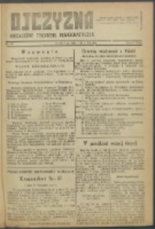 Ojczyzna : niezależny tygodnik demokratyczny. 1946 nr 46