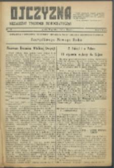 Ojczyzna : niezależny tygodnik demokratyczny. 1946 nr 49