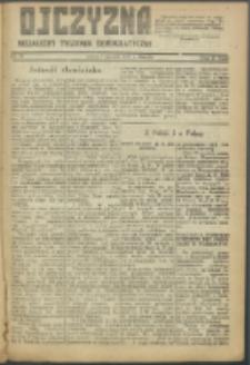 Ojczyzna : niezależny tygodnik demokratyczny. 1947 nr 50