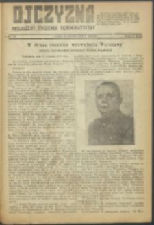 Ojczyzna : niezależny tygodnik demokratyczny. 1947 nr 52