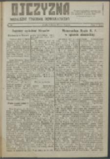 Ojczyzna : niezależny tygodnik demokratyczny. 1947 nr 59