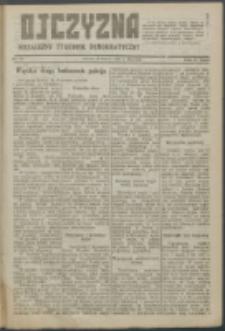 Ojczyzna : niezależny tygodnik demokratyczny. 1947 nr 60