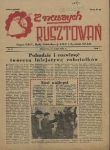Z Naszych Rusztowań. R.1, 1954 nr 3