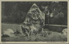 [Gelsenkirchen] Horst, Jahn Denkmal im Schloßpark