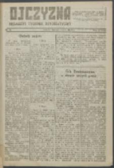 Ojczyzna : niezależny tygodnik demokratyczny. 1947 nr 64