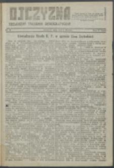 Ojczyzna : niezależny tygodnik demokratyczny. 1947 nr 65