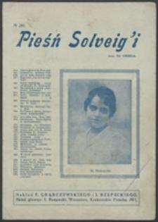 Pieśń Solvejg'i