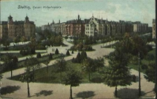 Stettin, Kaiser Wilhelmplatz